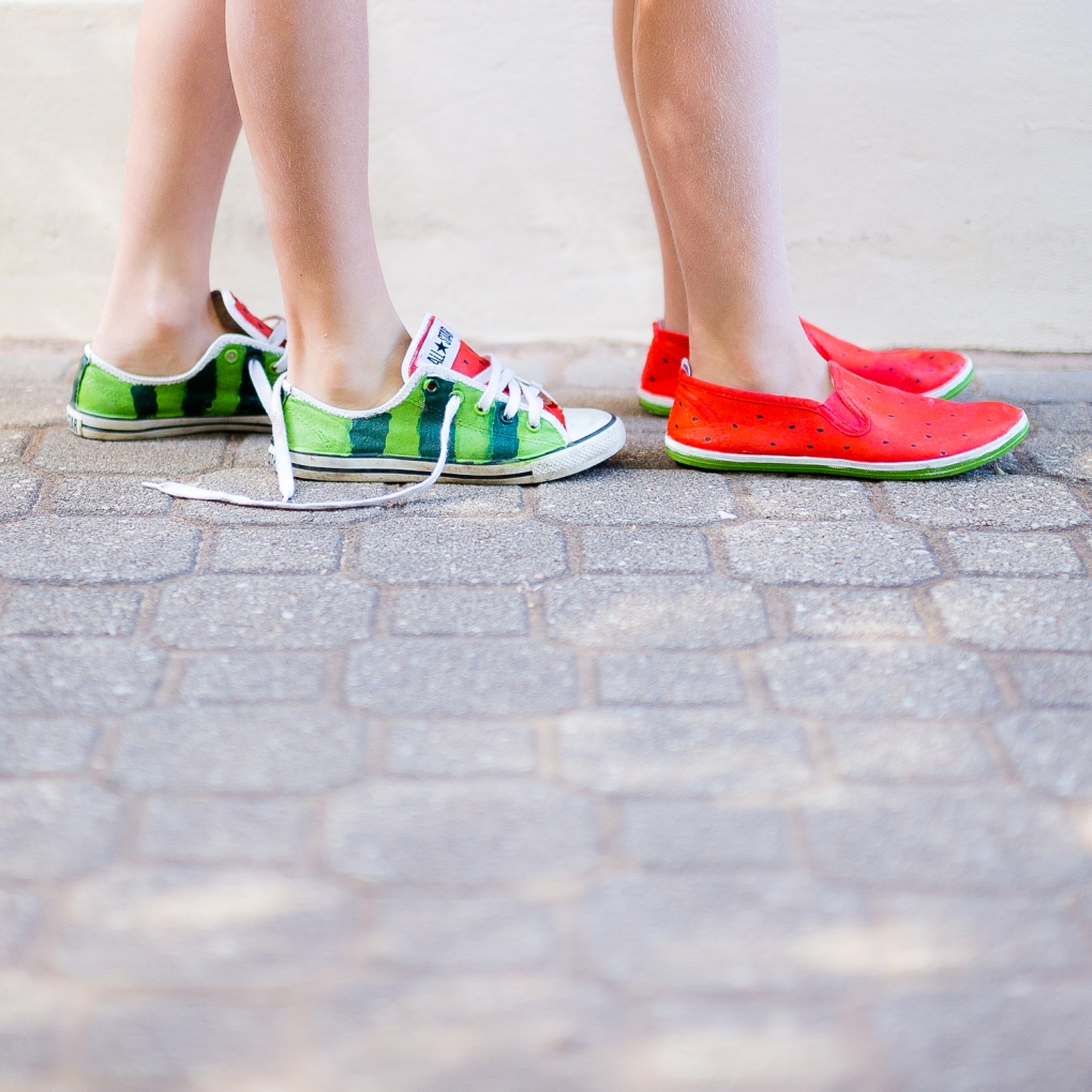 watermelon shoes-2