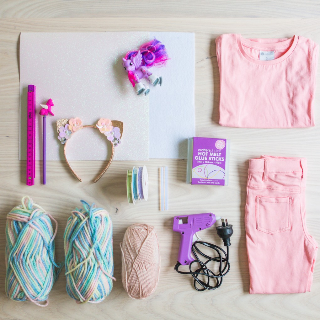 Diy Thelma The Unicorn Costume Claire Collected